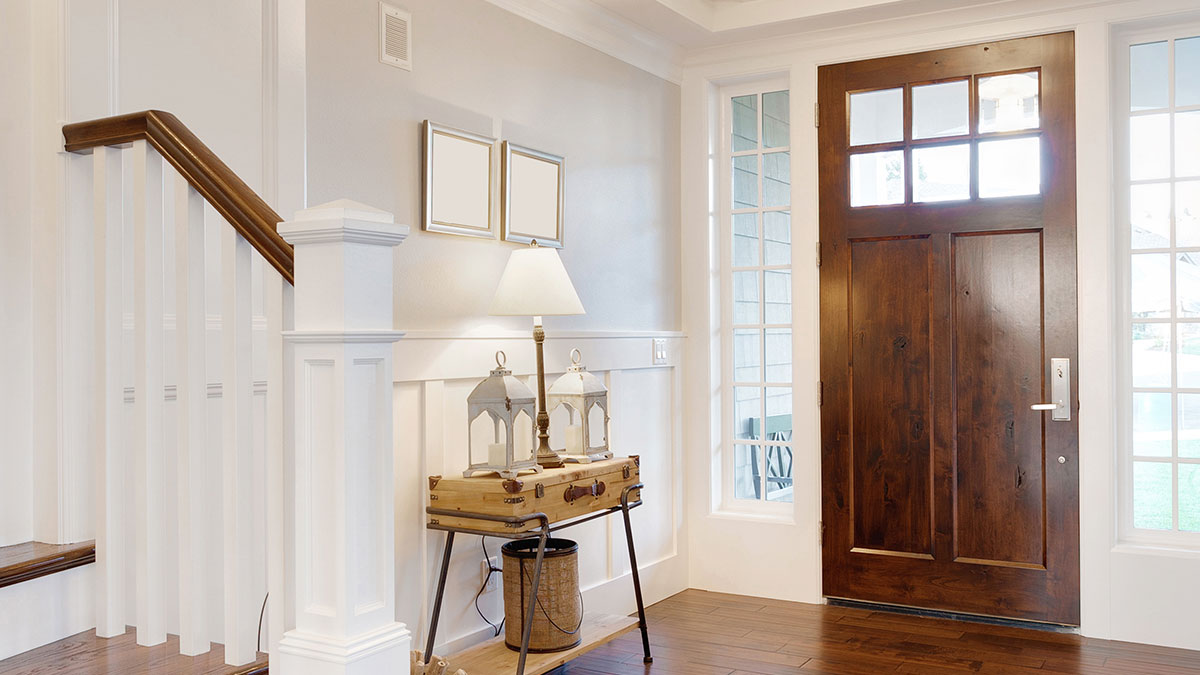 5-Star Ideas for Even the Smallest Entryways