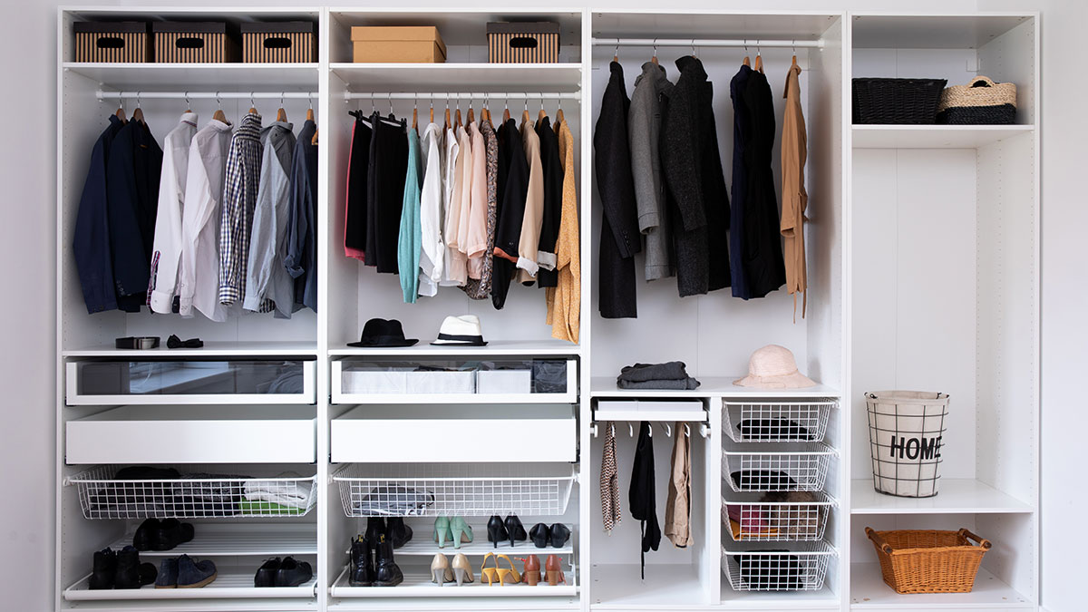 Give Your Closet a Fashionable and Functional Makeover