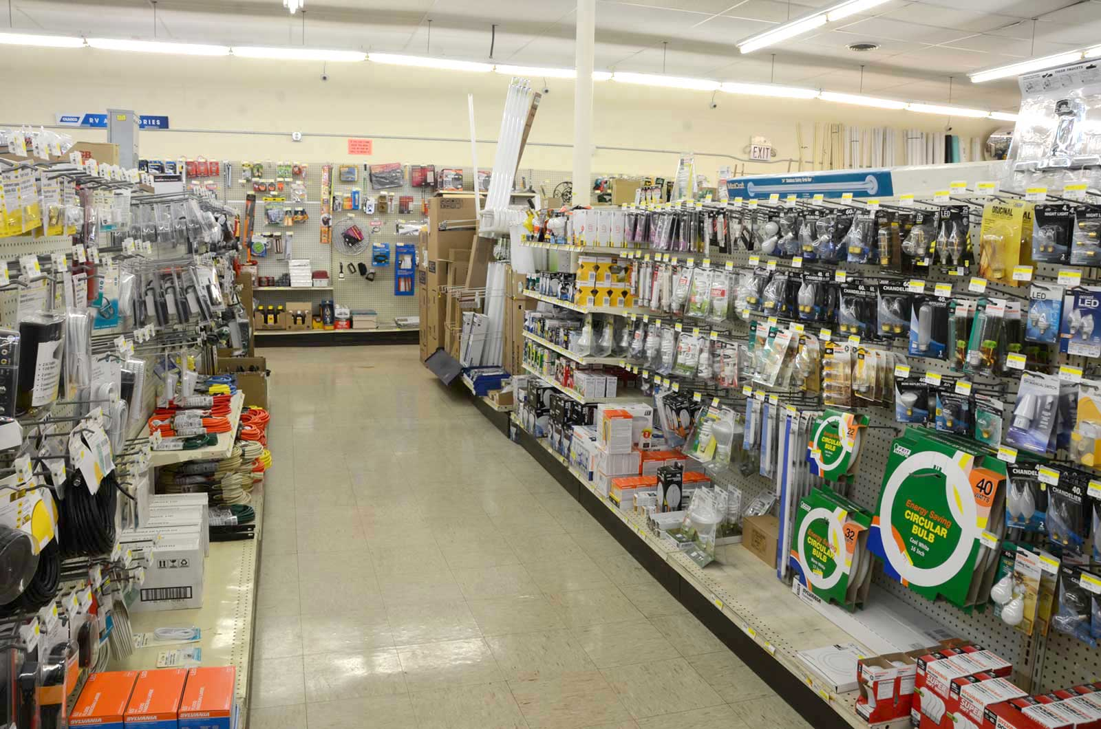 Household Hardware, Tools & Supplies