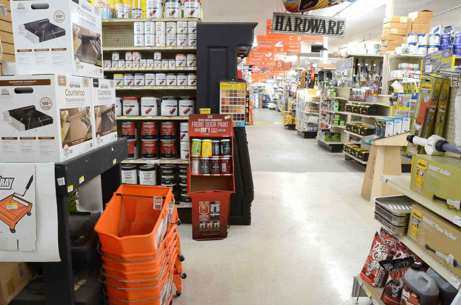 Hardware, Tools & Supplies for RV & Home Renovations
