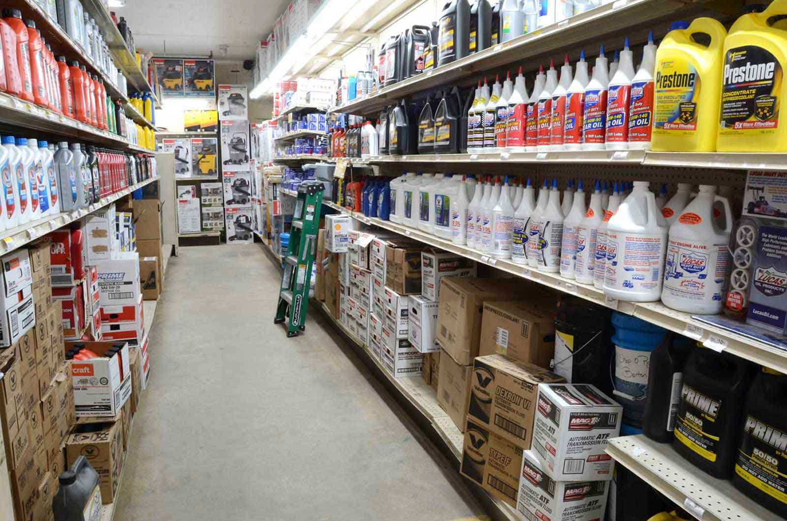 Cleaners & Solvents